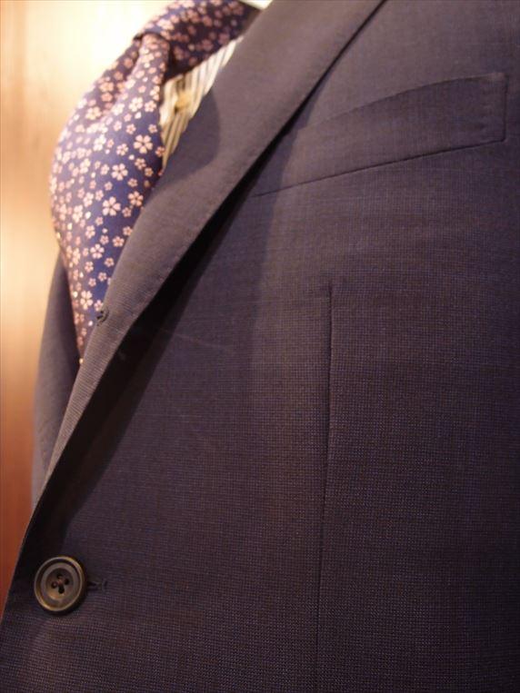 春夏物スーツ